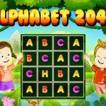 Alphabet 2048