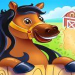 Animal Farm for Kids. Toddler games online