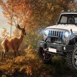 Animal Hunters : Safari Jeep Driving Game