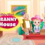 Baby Hazel Granny House