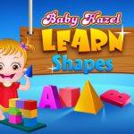 Baby Hazel Learns Shapes