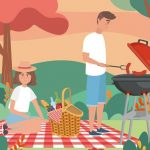 Barbecue Picnic Hidden Objects