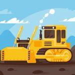 Big Trucks And Cars Memory