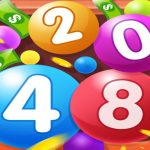 Bubbles Number Shooter