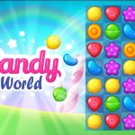 Candy World bomb
