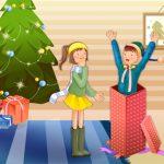 Christmas Lovers Slide