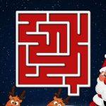Christmas Maze