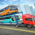 City Bus Transport Truck Free Transport Games