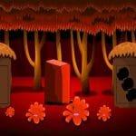 Colorful Forest Escape