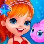 Cute Mermaid Dress Up