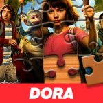Dora and the Lost City of Gold Jigsaw Puzzle