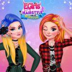 Egirls Hairstyle Makeover