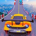 Extreme Ramp Car Stunt Races Game