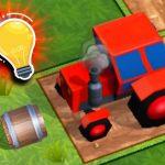 Farm Puzzle 3D
