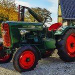 Farmer Tractor Puzzle