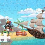 Find the Treasure Jigsaw Puzzle