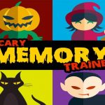 Halloween Pairs: Memory Game – Brain training