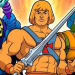 He-Man Jigsaw Puzzle Collection