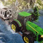Heavy Duty Tractor Pull