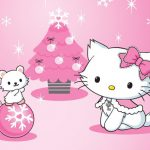 Hello Kitty Christmas Jigsaw Puzzle