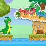 Little Dino Adventure Game