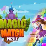 Magic Match Puzzle