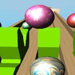 Marbel ball 3d