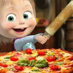 Masha Pizza Maker – Pizzeria