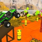 Mega Ramp Car Racing Stunts 3D Impossible Tracks