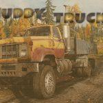 Muddy Trucks Jigsaw