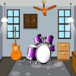 Musician House Escape