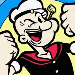 Popeye Jigsaw Puzzle Collection
