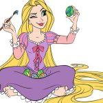 Princess Easter Egg