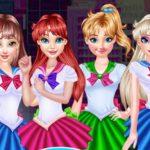 Princess Sailor Moon Battle Outfit