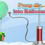 Pump Air into Balloon