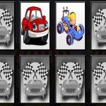 Racing Cars – Memory Game