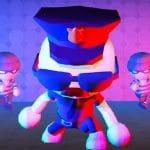 Robber Vs Police: Fighting