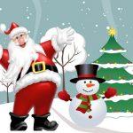 Santa's Christmas Gifts