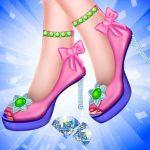 Shoe Designer Game
