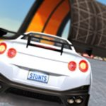 Sky Crazy Car Driving Simulator Impossible