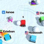 Snow War .io