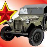 Soviet Cars Jigsaw