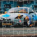 Sport Cars Jigsaw