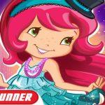 Strawberry Shortcake Runner Game Adventure