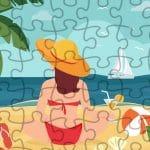 Summer Beach Jigsaw