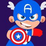 Super Heroes Jigsaw