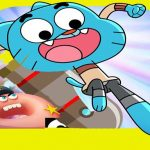 The Amazing World of Gumball falp flap Game online