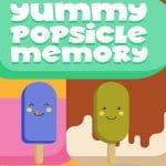 Yummy Popsicle Memory